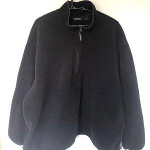 Woolrich Men's Polartech Fleece Pullover Sz L/Xl